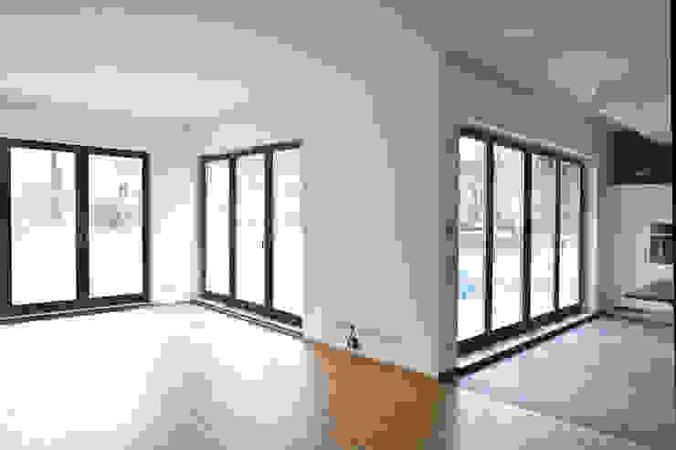 Wohnen Moderne Wohnzimmer von Anja Beecken Architekten Modern