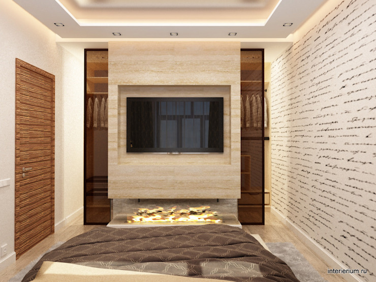 INTERIERIUM 臥室