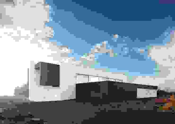 Dom na Złotnie Nowoczesne domy od REFORM Architekt Marcin Tomaszewski Nowoczesny