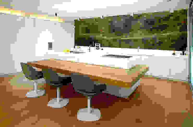 Casa AC Cucina moderna di davide prandin / architetto Moderno