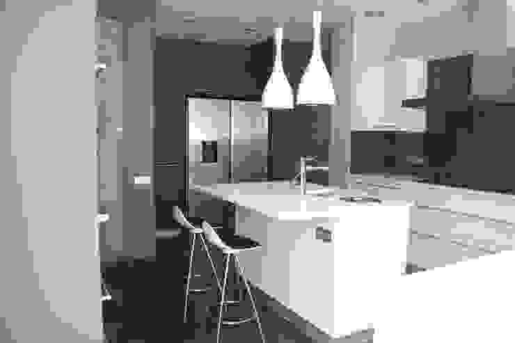 Aram interiors Modern kitchen