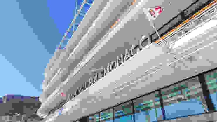 Yacht Club de Monaco Moderne Gastronomie von Franken-Schotter GmbH & Co. KG Modern