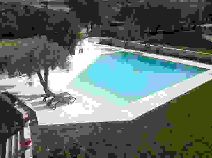 Olympic Italia Costruzioni Piscine SPA - di Gabriele Lodato Country style pool