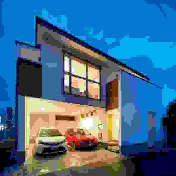 HIGASHITAKAMATSU HOUSE オリジナルな 家 の taniwa オリジナル