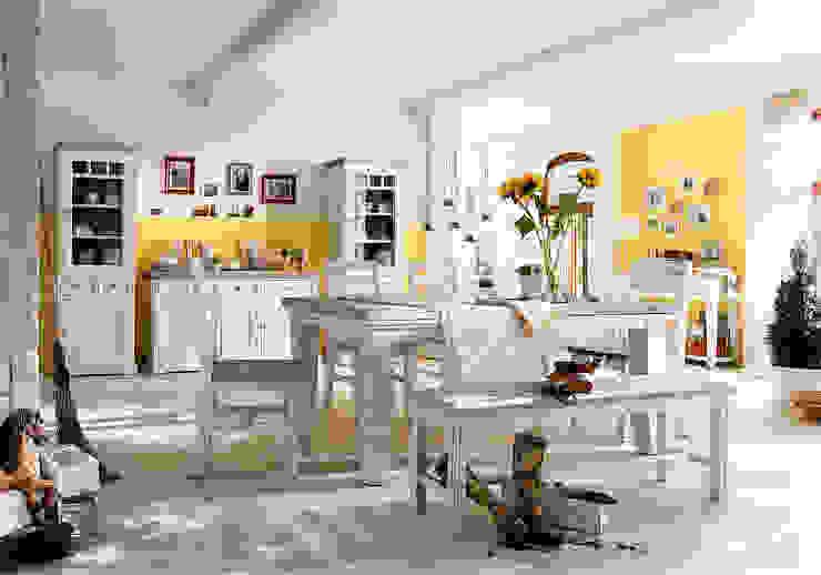 Mediterranean style dining room by mebel4u Mediterranean