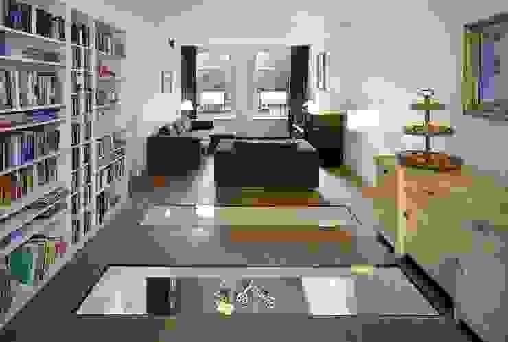 Sarphatipark te Amsterdam Moderne huizen van Architectenbureau Vroom Modern