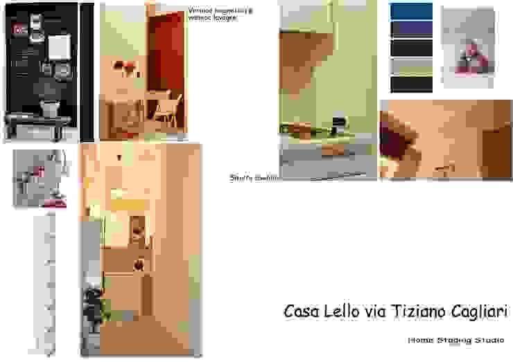 Home staging su mini appartamento turistico. Cucina minimalista di Gabriella Pontis Minimalista