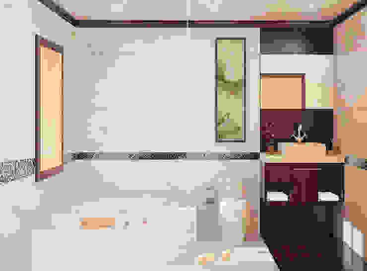 Shanghai Fengxian District villa, 上海奉贤区别墅设计 di I-MINDteam©