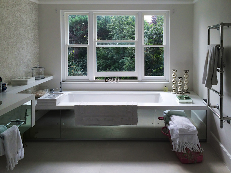Dents Road, Bathroom Classic style bathroom by BLA Architects Classic