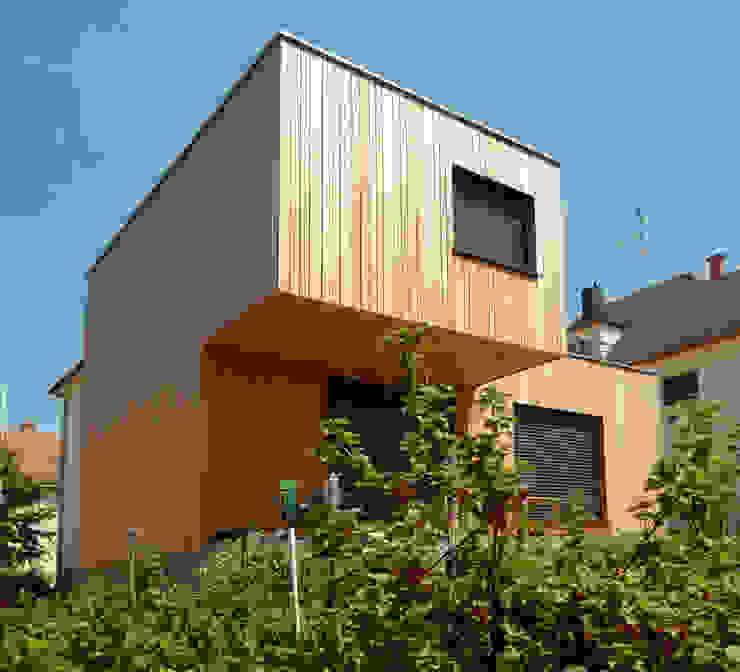 Dual Box Maisons modernes par Les Nouveaux Voisins Moderne