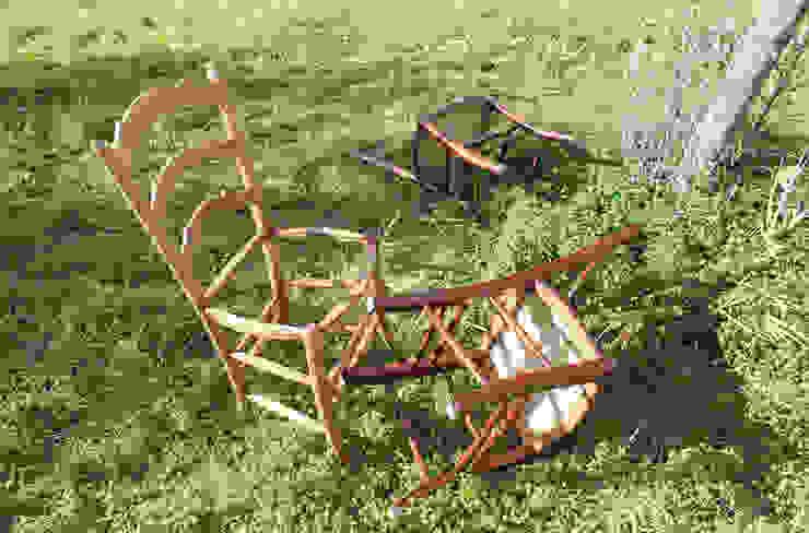 Alcune sedie prima dell'intervento di restyling di Studio SerEla Moderno