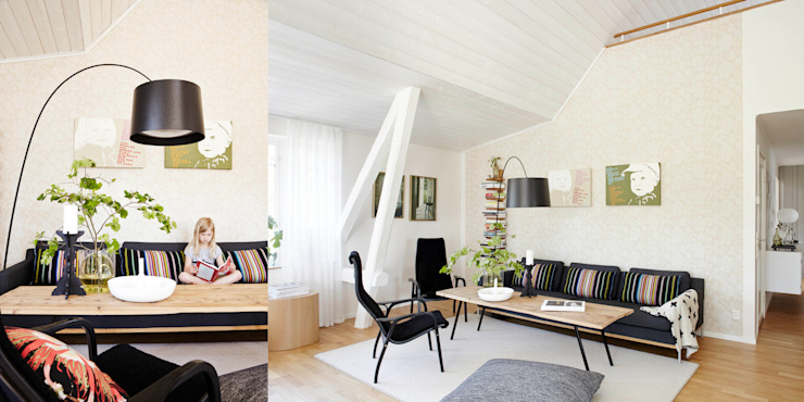 hEMMA Interior Living roomStools & chairs