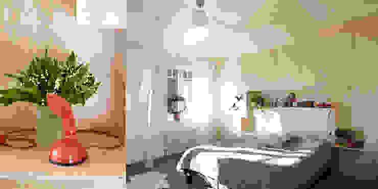 hEMMA Interior Scandinavian style bedroom