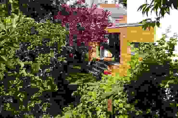 Le jardin Jardin original par MELANIE LALLEMAND ARCHITECTURES Éclectique