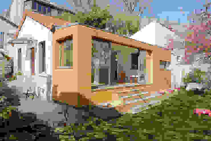 L'extension Maisons modernes par MELANIE LALLEMAND ARCHITECTURES Moderne