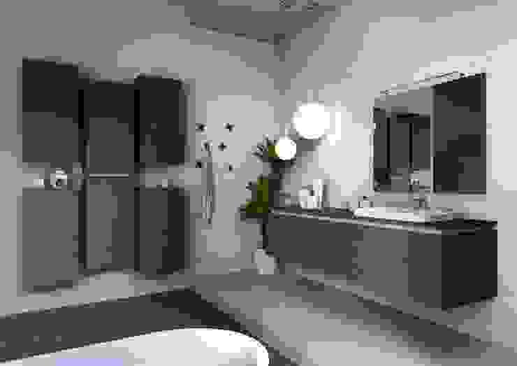 krayms A&D - Fa&Fra BathroomStorage Wood effect