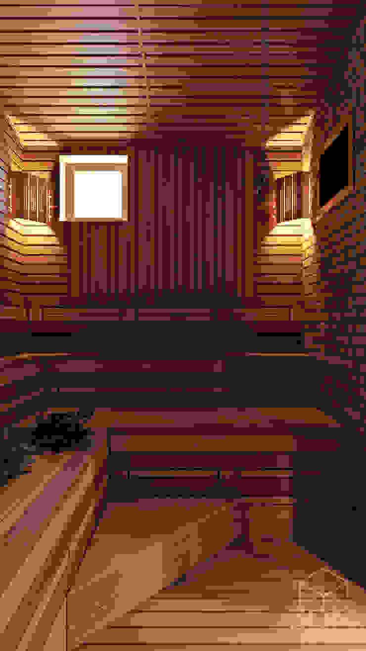 by студия визуализации и дизайна интерьера '3dm2' Country