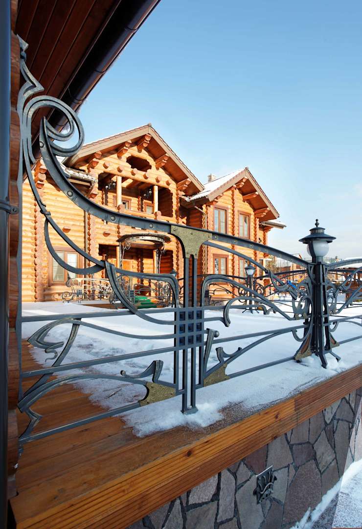 Country style house by Хандсвел Country