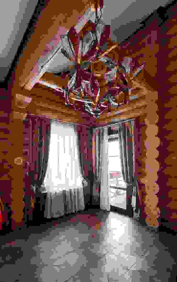 Просто дом Спальня в стиле кантри от Хандсвел Кантри