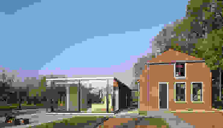 Woonboerderij Acht 5 Landelijke ramen & deuren van RESET ARCHITECTURE Landelijk