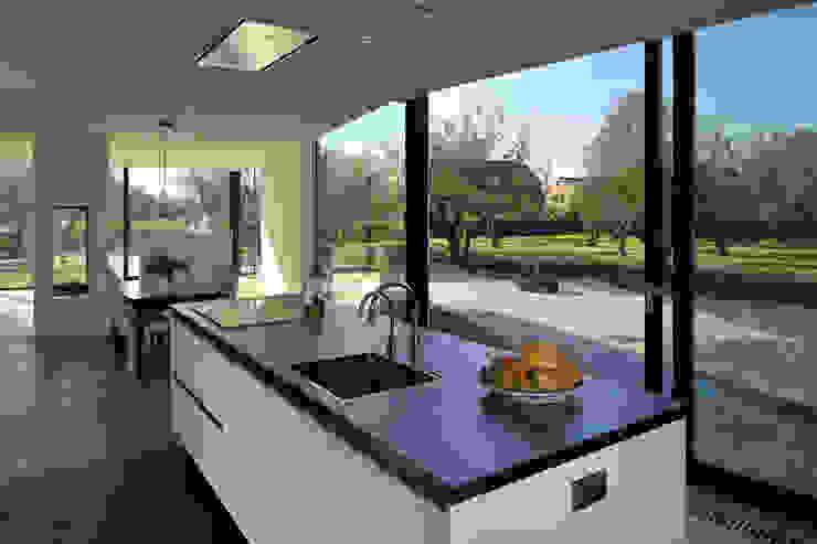 Woonboerderij Acht 5 Minimalistische keukens van RESET ARCHITECTURE Minimalistisch