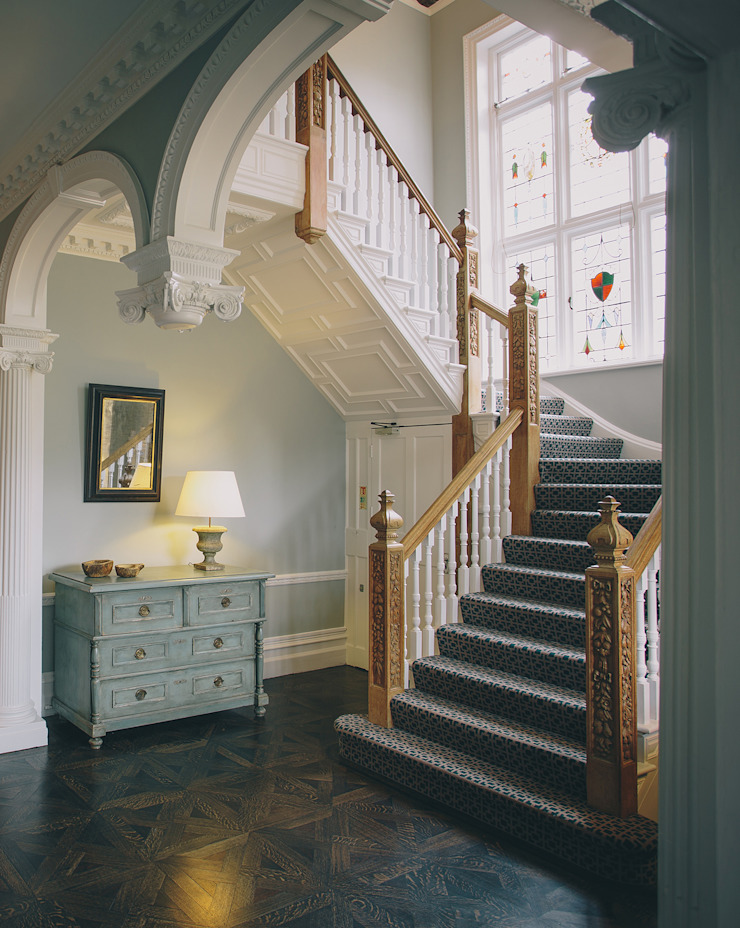 Merchants Manor Boutique Hotel Hotel Gaya Eklektik Oleh helen hughes design studio ltd Eklektik