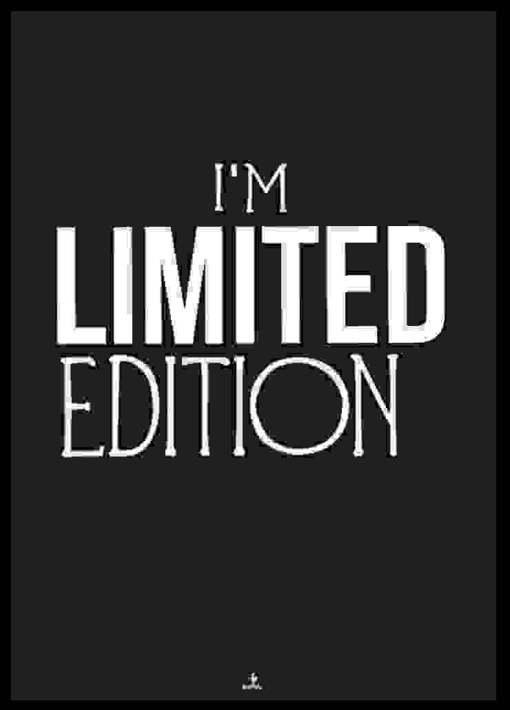 I AM LIMITED EDITION od MSP Sp. z o.o. Minimalistyczny