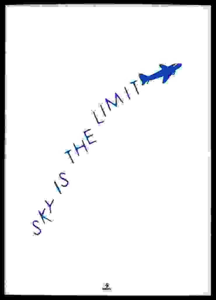 SKY IS THE LIMIT od MSP Sp. z o.o. Minimalistyczny