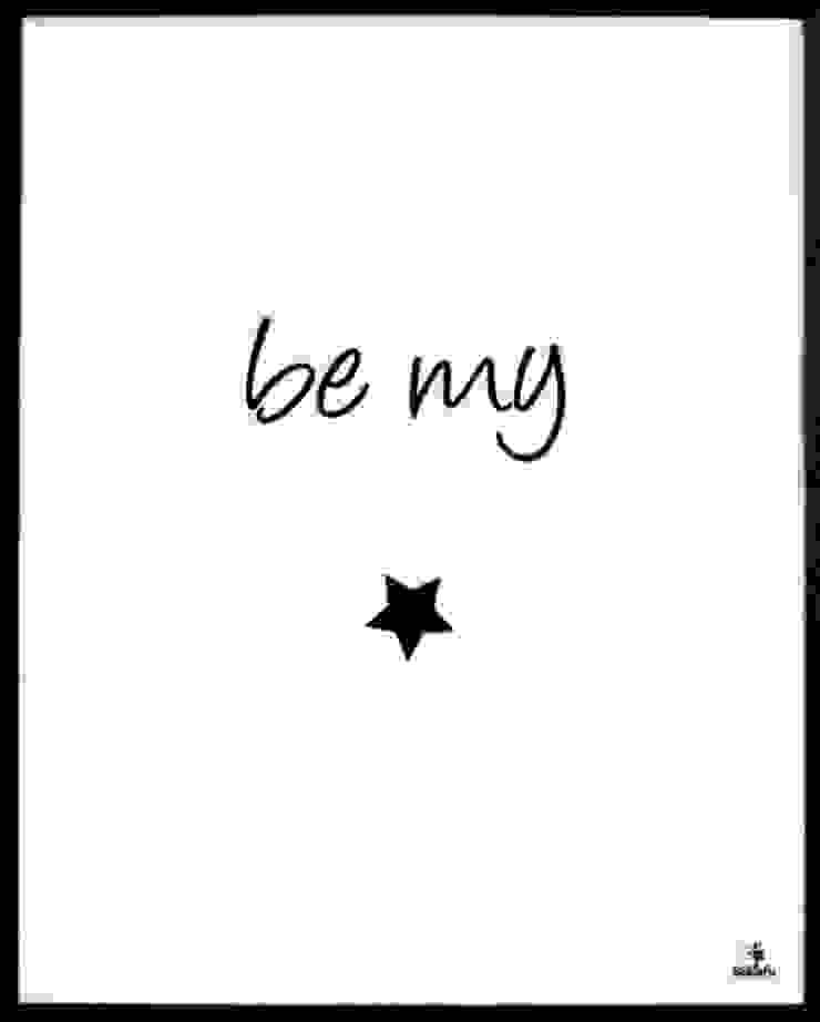 BE MY STAR od MSP Sp. z o.o. Minimalistyczny