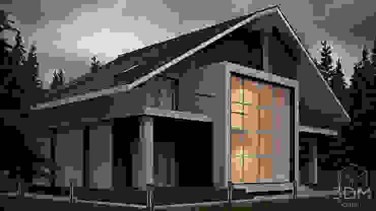 11 Дома в стиле минимализм от студия визуализации и дизайна интерьера '3dm2' Минимализм