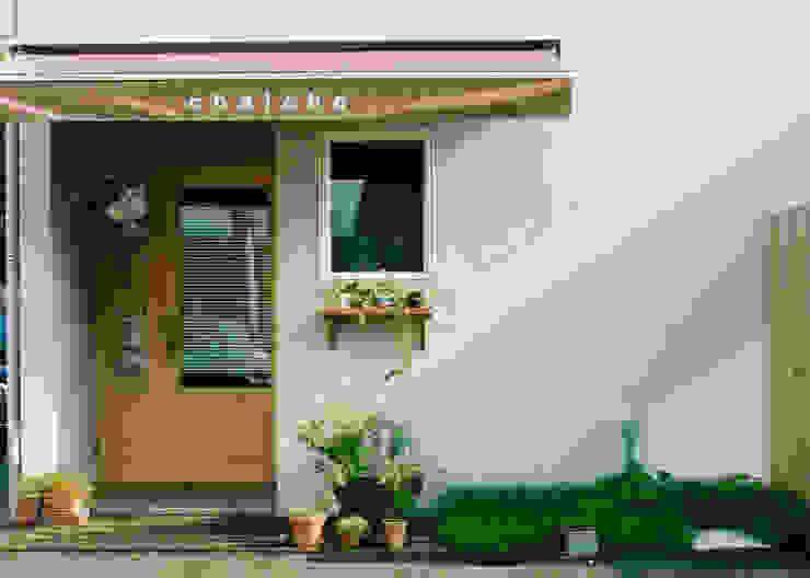 Cafe chai-cha カントリーな商業空間 の INTERFACE カントリー