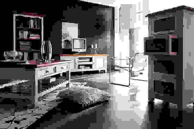 Salas / recibidores de estilo  por mebel4u, Clásico