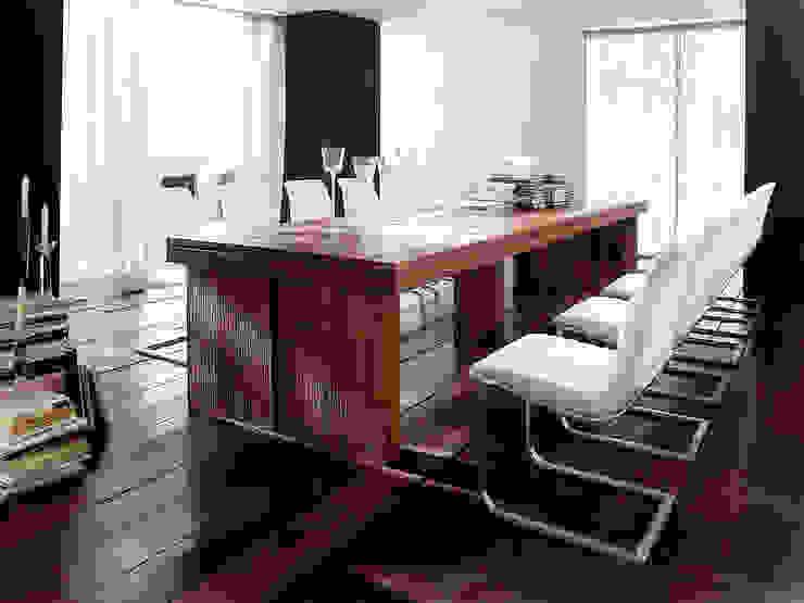 Modern dining room by mebel4u Modern