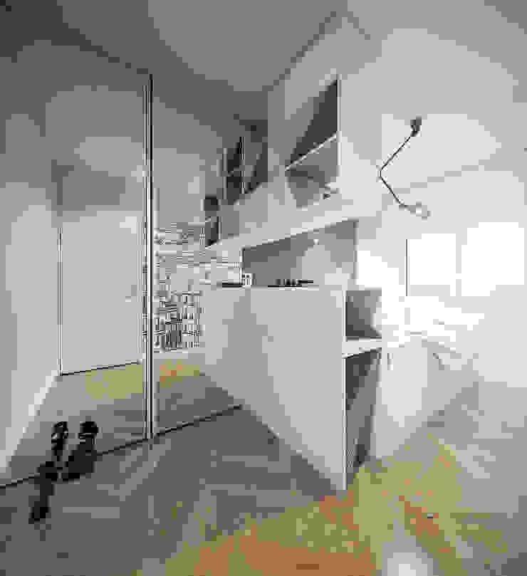 Dormitorios de estilo moderno de HUK atelier Moderno