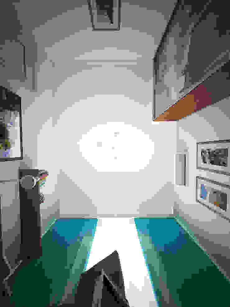 Семейный дом Гостиные в эклектичном стиле от Дизайн студия Александра Скирды ВЕРСАЛЬПРОЕКТ Эклектичный