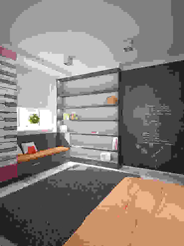 Семейный дом Детские комната в эклектичном стиле от Дизайн студия Александра Скирды ВЕРСАЛЬПРОЕКТ Эклектичный