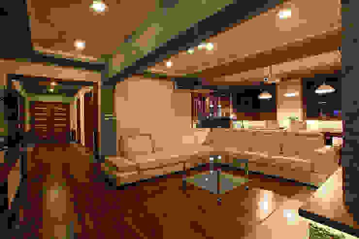 apartament: styl , w kategorii  zaprojektowany przez Zbigniew Winiarczyk ,Nowoczesny
