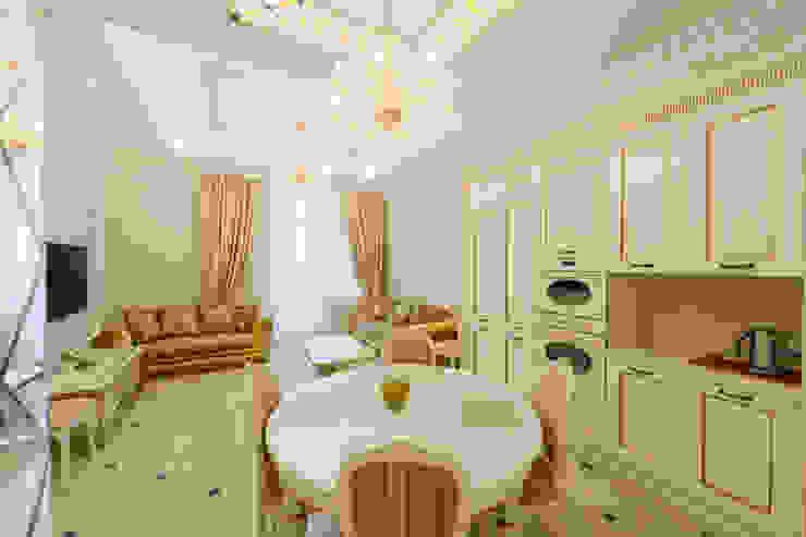 Интерьер квартиры Гостиная в классическом стиле от Antica Style Классический