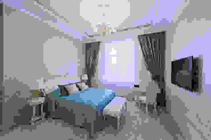 Интерьер квартиры Спальня в классическом стиле от Antica Style Классический