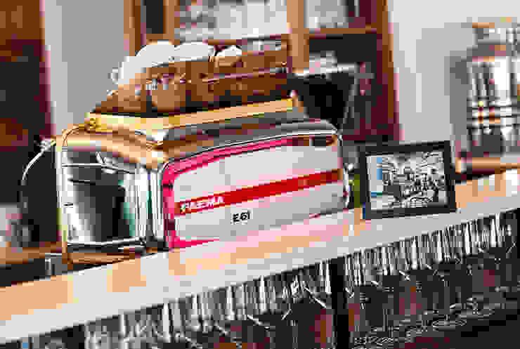 Bar Centrale - nachhaltige Gastronomie Landhaus Gastronomie von Colourform Landhaus
