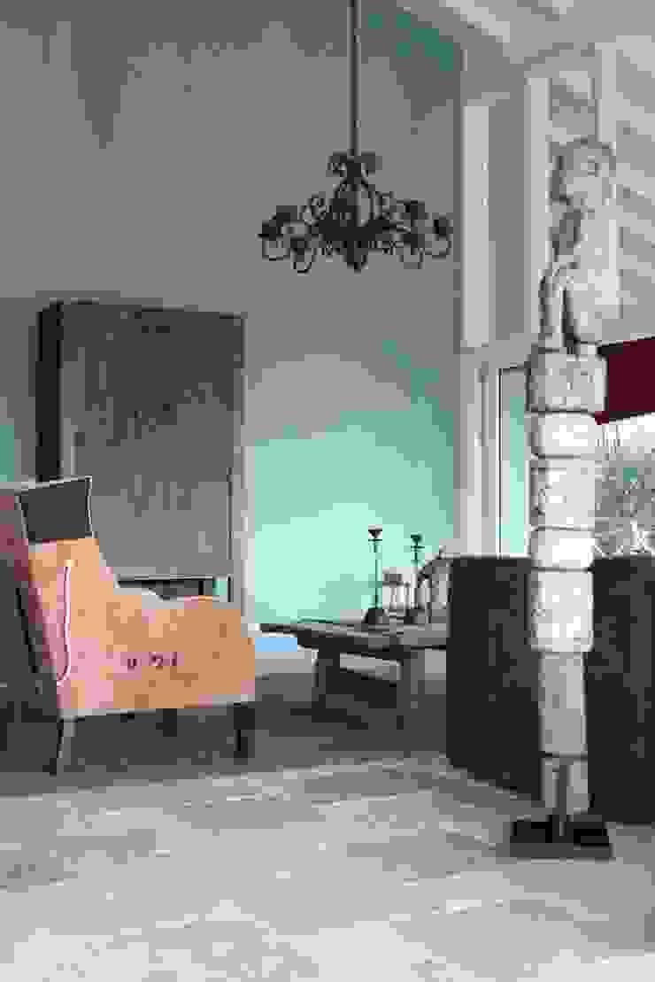 Alex Janmaat Interieurs & Kunst Livings de estilo