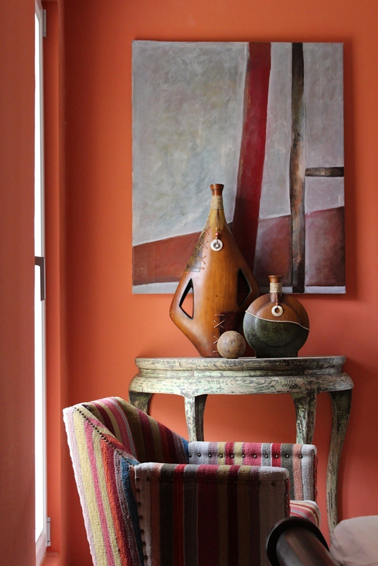Alex Janmaat Interieurs & Kunst Dormitorios de estilo rural