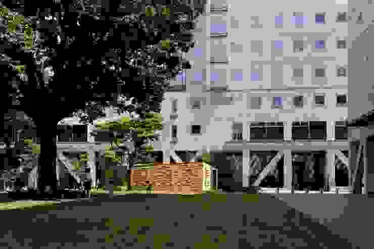 東京大学くうかん実験棟 (Space Lab, The University of Tokyo) の 平沼孝啓建築研究所 (Kohki Hiranuma Architect & Associates)