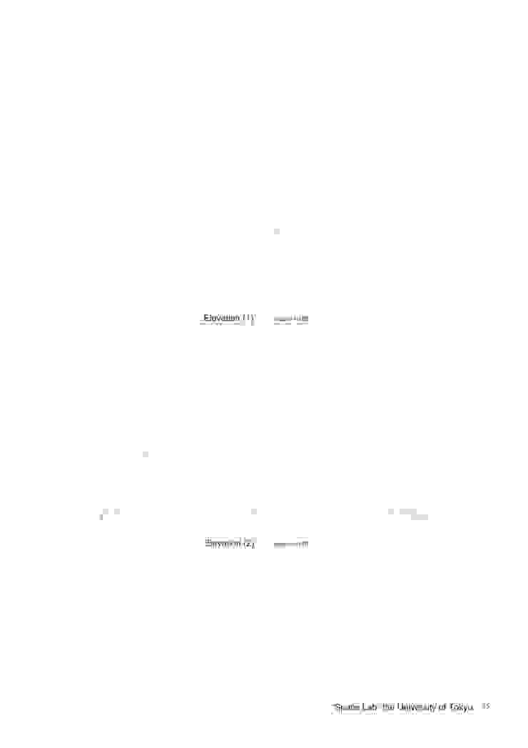 Elevation の 平沼孝啓建築研究所 (Kohki Hiranuma Architect & Associates)