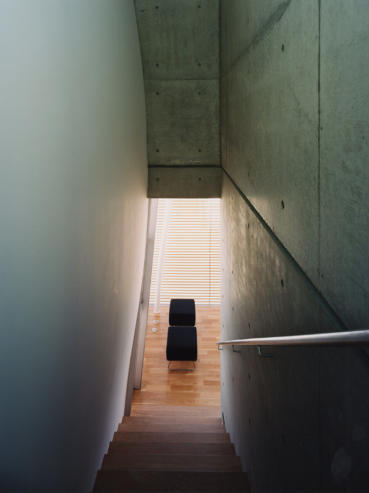stairway の 平沼孝啓建築研究所 (Kohki Hiranuma Architect & Associates)