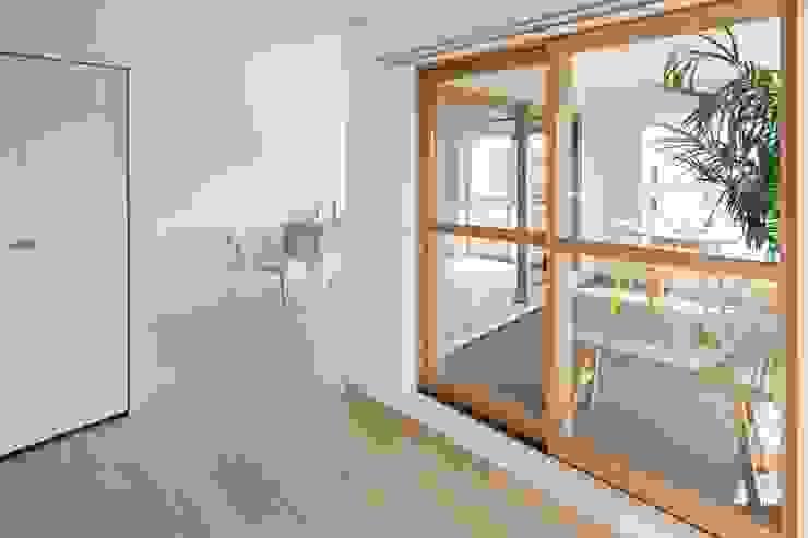 花畑団地27号棟プロジェクト の Camp Design inc.