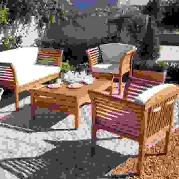 كلاسيكي  تنفيذ ASM GRUP bahçe mobilyaları ve ahşap uygulamaları , كلاسيكي