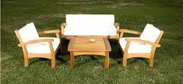 от ASM GRUP bahçe mobilyaları ve ahşap uygulamaları Классический