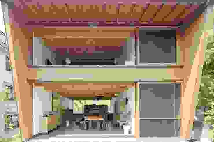 住吉山手の家 オリジナルな 家 の H+M アトリエ オリジナル