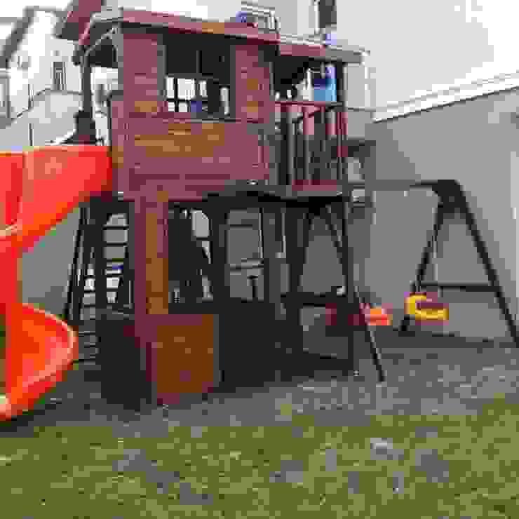 de ASM GRUP bahçe mobilyaları ve ahşap uygulamaları Clásico